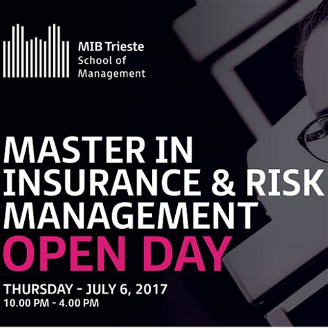 Cranfield Mba Open Day by Open Day Al Mib Trieste Lezioni Borse Di Studio Visita
