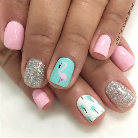 easy nail art on pinterest 23 easy summer nail art for short nails summer nail art