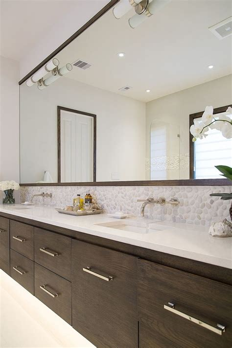 Redo Bathroom Vanity Countertop Before After A Master Bathroom Finally Becomes The Masterpiece It S Meant To Be Vanities