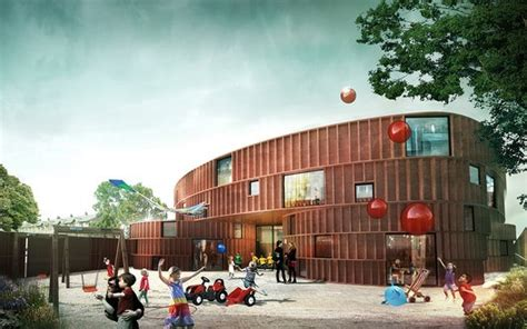 design house concepts dublin agency designs hyde seek childcare center in