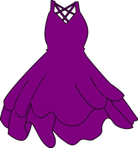 kimono transparant hitam purple dress clip at clker vector clip