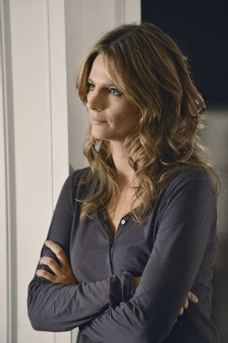agent beckett castle hair cut 61 best images about stana katic on pinterest her hair