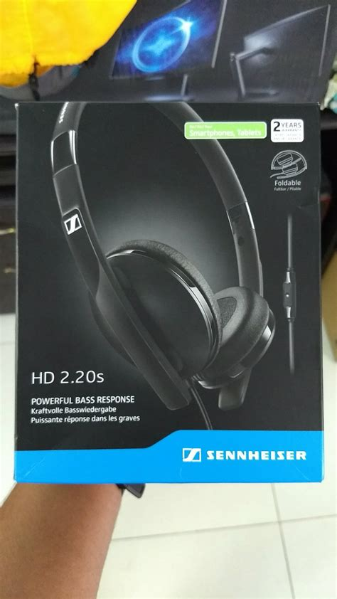 Sennheiser Headphone Hd 2 20s sennheiser hd 2 20s review design ergonomics sound