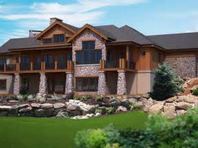 Ranch House Plans With Walkout Basement house plans with walkout basement 6 ranch house plans with walkout