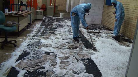 FoamShield Australia (AU) Project: RBH   Asbestos Floor