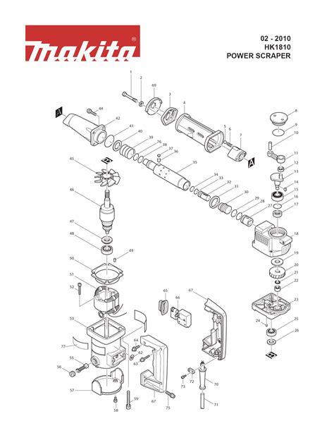 Buy Makita Hk1810 Type 2 Hex Shank Power Scraper