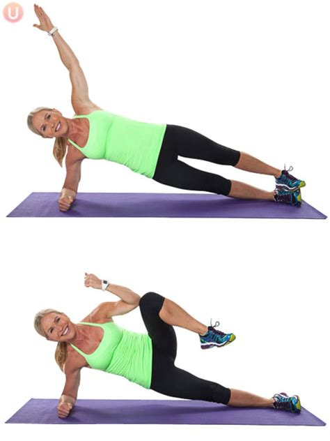 ultimate  minute plank challenge