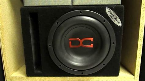 dc audio level  subwoofer home theater powered