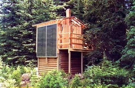 Composting Toilet Vancouver by Gambier Island British Columbia Phoenix Composting Toilets