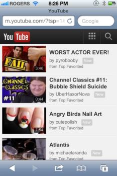 youtube layout messed up youtube mobile offers users opt in to new experimental