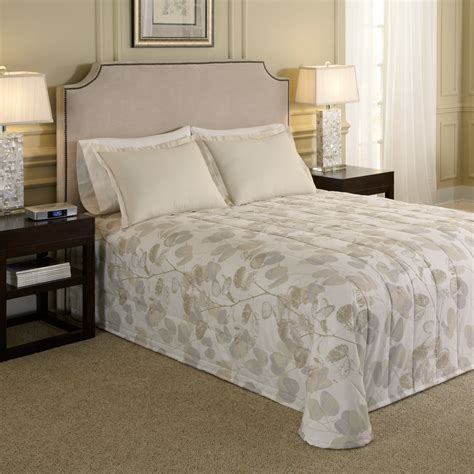Size Bedspreads 120 Quot X 118 Quot Martex Rx Bedspread King Size Oxidized Leaf