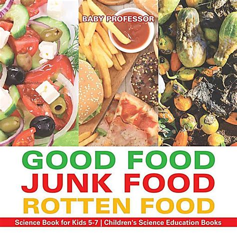 the grossery a rotten easter books food junk food rotten food science book for