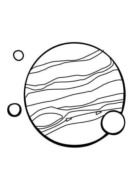 jupiter planet drawing pics about space