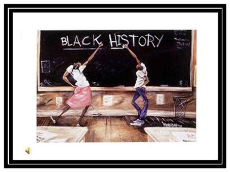 Black History Month Authorstream Black History Powerpoint Templates