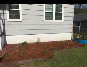 Landscape Edging Coil Terrace Board Foot Landscape Edging Coil 5 Inch By 40 Foot