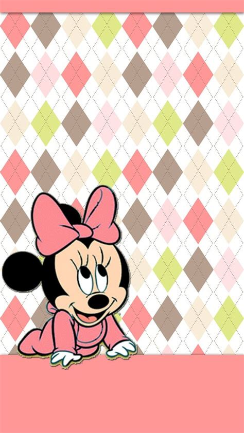 wallpaper iphone minnie mouse baby minnie mouse iphone wallpaper background iphone