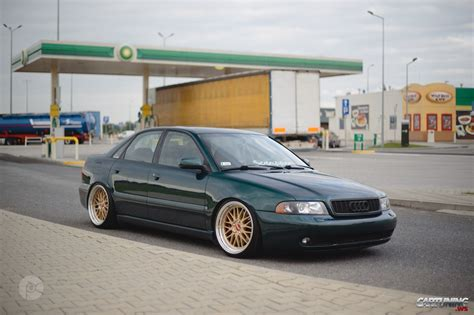 Audi A4 B5 1 8 Tuning by Low Audi A4 B5 With True Fitment
