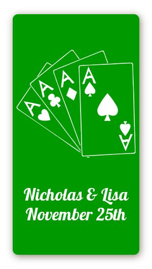 Deck Of Cards Stickers