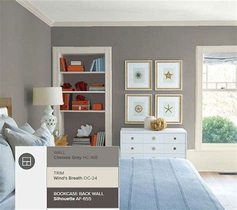 chelsea grey benjamin moore 6 great gray paint colors to use in your home nicole
