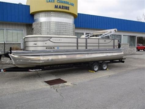 used pontoon boats for sale lake cumberland used pontoon boats for sale 15 boats