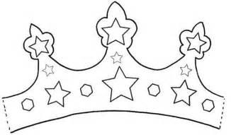 fabulous royal princess crown coloring netart