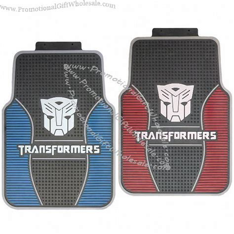 Decepticon Floor Mats by Transformers Car Mats Factories In China 729035223