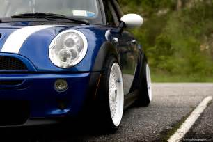 Mini Cooper With Bbs Wheels Cooper S White Bbs Rs R32taka