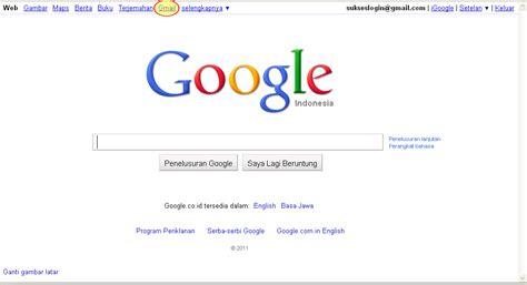 membuat akun google indonesia berbagi pengetahuan panduan membuat email dari google