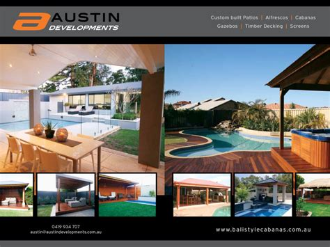 design magazine perth perth decking wa pools outdoor design magazine