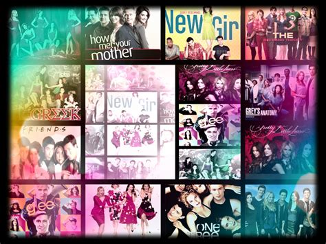 tv shows tv shows family images tv show collage hd wallpaper and background photos 34188283