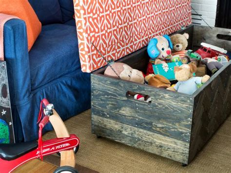 toy box for living room 11 tips for keeping kids toys organized hgtv