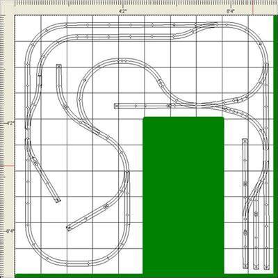 Rearrange Bedroom track plans and ideas trainz