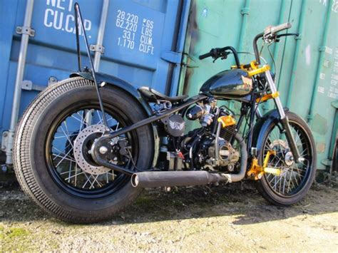 Chopper Motorrad 125ccm by Weitere Iron Horse Custom Bobber 125ccm Chopper Cruiser