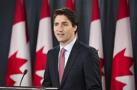 president canada justin trudeau born prime minister