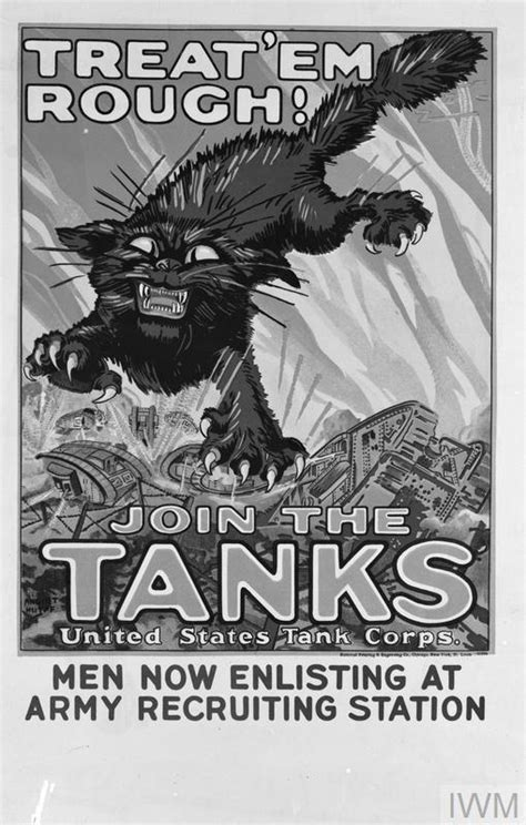 Treat 'Em Rough - Join the Tanks | Imperial War Museums