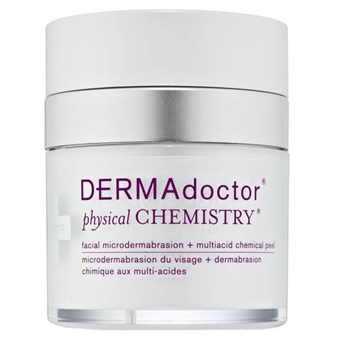 Dermadoctor Physical Chemistry dermadoctor physical chemistry microdermabrasion
