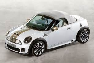 Mini Cooper Convertible Coupe Mini Coupe And Roadster Headed To Production