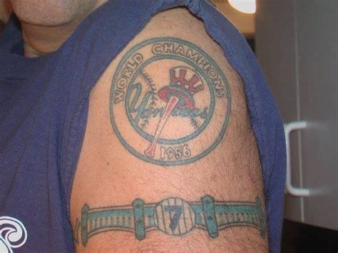yankees tattoo pictures 27 best new york yankees tattoos images on pinterest