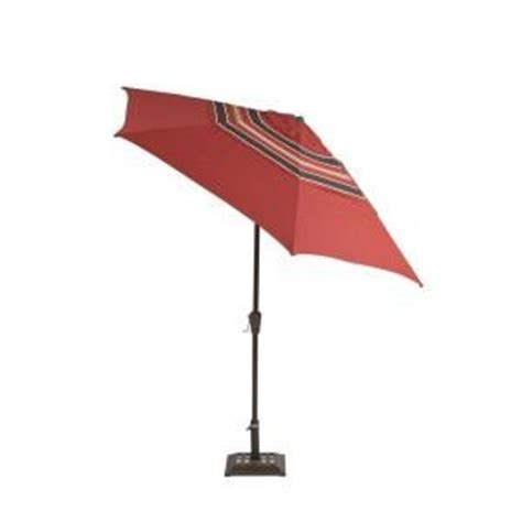 martha stewart patio umbrellas martha stewart living cedar island 9 ft patio umbrella new