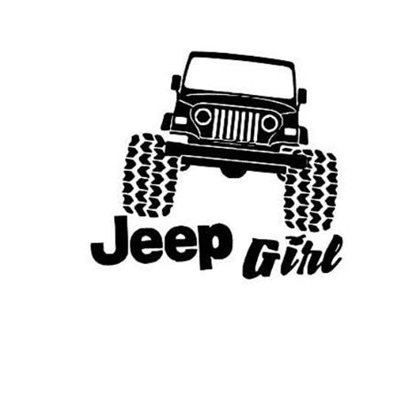 jeep life decal jeep car decal jeep life car decal from