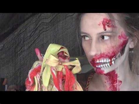 zombie ballerina tutorial zombie ballerina tutorial trailer youtube