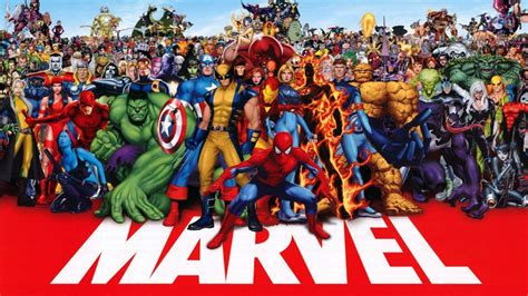 marvel list marvel characters wallpapers wallpaper cave