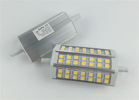 r7 led light bulb quartz ended r7 led bulbs led light bulb led