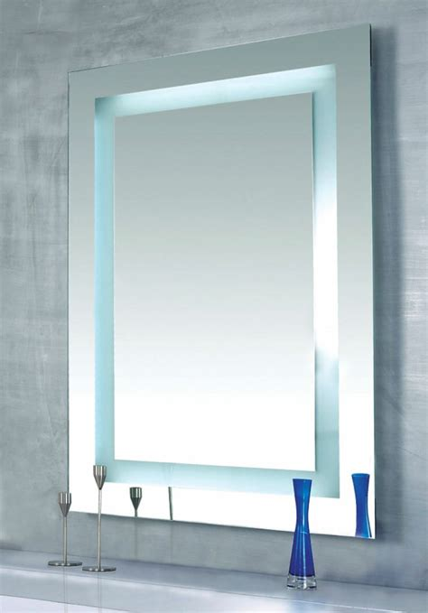 Bathroom Mirrors Lighted 17 Best Images About Mirrors On Vanity Mirrors Light Led And Parma