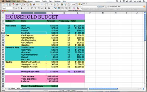 excel home budget pacq co
