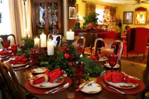 21 amazing creative christmas dining table ideas