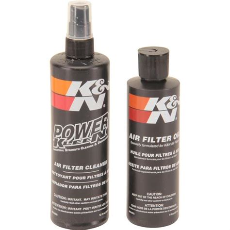 Cleaner Kit Filter Kn 99 5050 k n 99 5050 air filter care service kit squeeze bottles