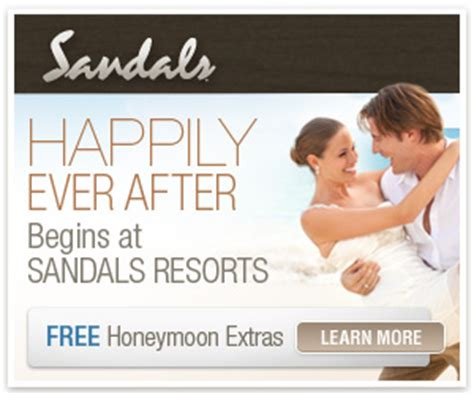 Sandals Wedding Brochure by Quot The Free Honeymoon Specialists Quot And Destination Wedding