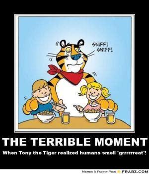 Tony The Tiger Meme - tiger jokes kappit