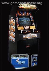 Mortal Kombat Cabinet Wwf Superstars Arcade Games Database